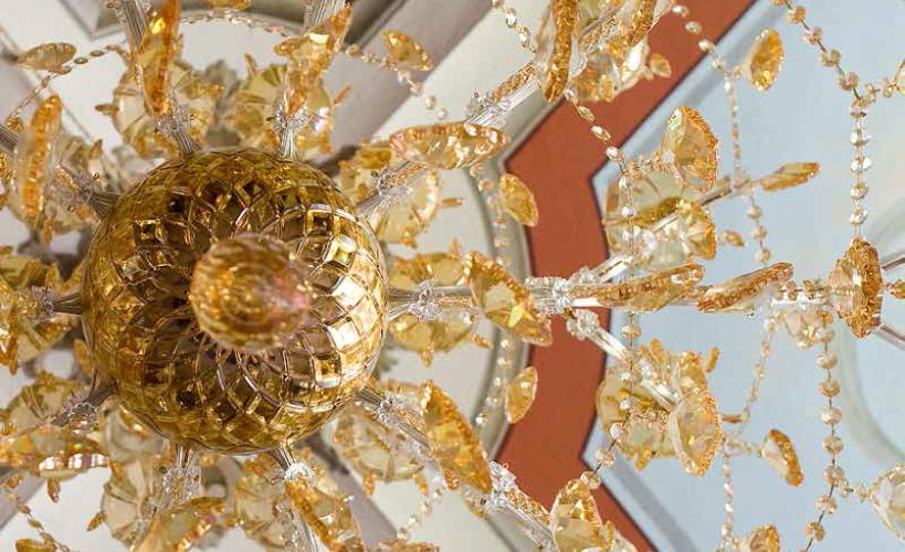 Maria Theresa Color crystal