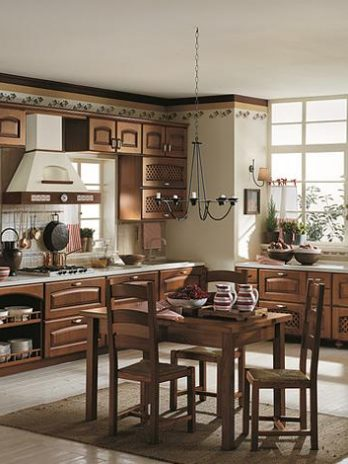 Classic Italian Kitchen Cabinets Design, good quality and budget-friendly.