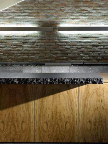 Natural Stone luxury Kitchen Doors
