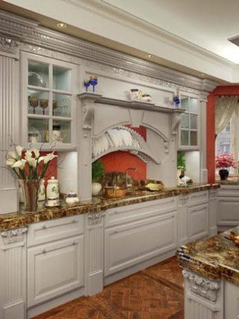 Classic Luxury Kitchen Osterley