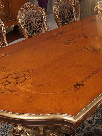 Classic luxury Table for the dining room