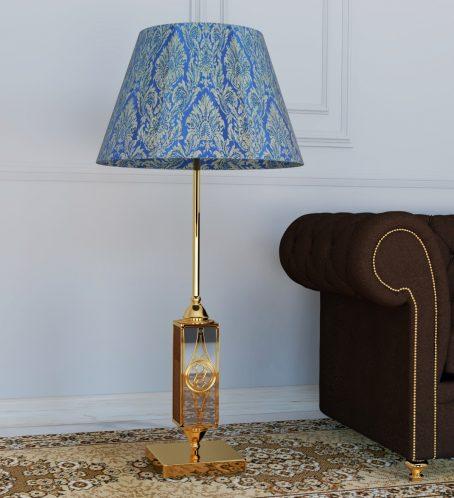 Contemporary Arabian Luxury Floor Table Lamp.